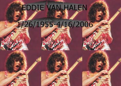 RIP Eddie Van Halen :'(