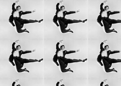 The Beautiful Leaping Weirdo