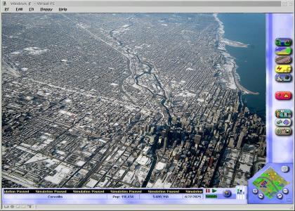 Sim City 9000 for Windows F