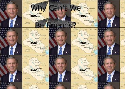 Bush and Iraq, Why?