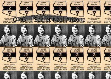 Secret Nazi Arizona State Route