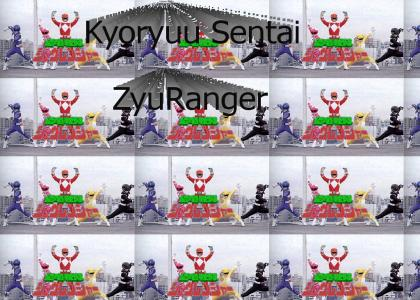 Power Rangers JP - Zyuranger