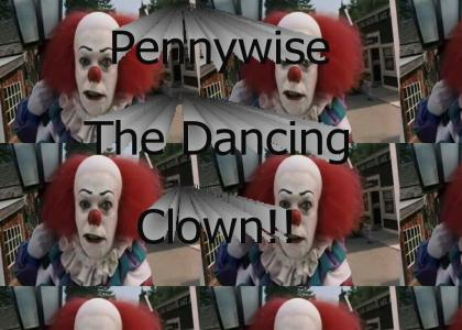 Pennywise introduces himself