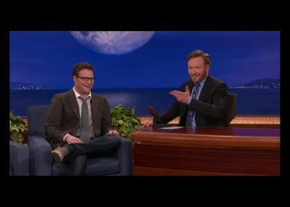 Seth Rogen laughs again