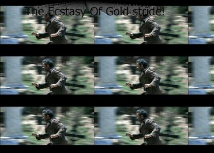 Tuco's Ecstasy of Gold Good Bad Ugly  Stride