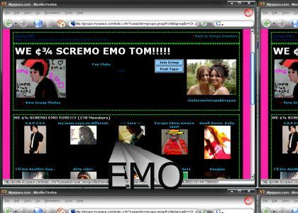 Tom Is Emo