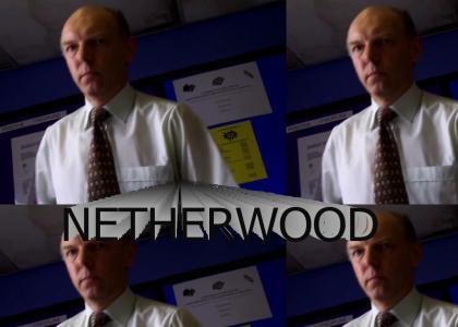 Mr. Netherwood is gay
