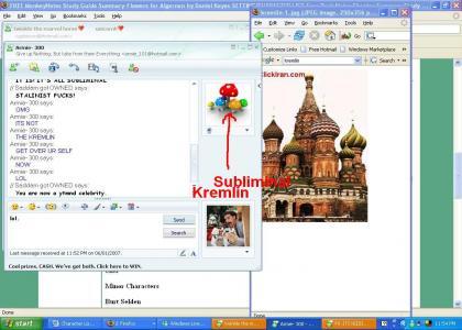 Subliminal Russian