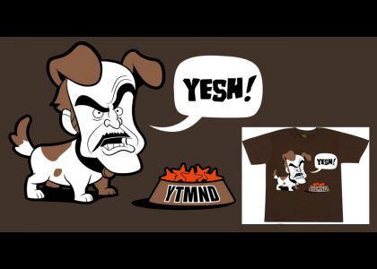 T-SHIRT DESIGN: Dogman **UPDATED**