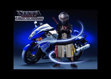 Ninja Gaiden Underground