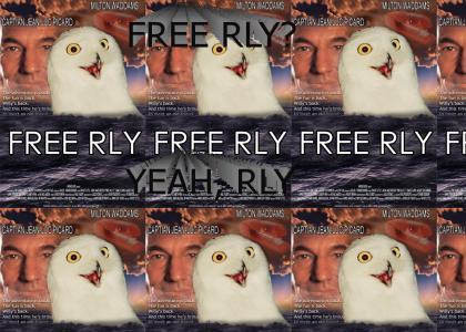 FREE RLY?