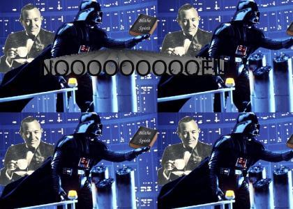 Noel and Darth Vader