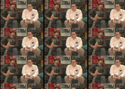 What is AVGN and Kyle Justin love