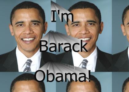 I'm Barack Obama