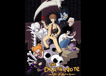 Death Note + Futurama = ?
