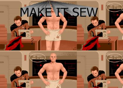 Make it Sew (Picard)