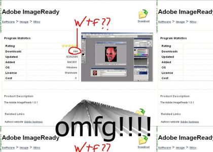Imageready tool of the devil?