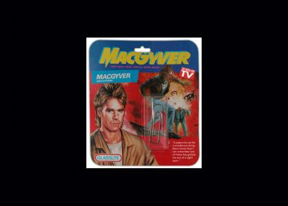 macgyver action figure