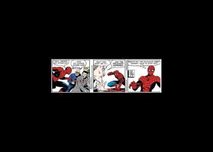 OMG, Secret Nazi J.J. Jameson! (Spiderman)