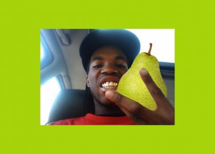 Gangsta's Pear