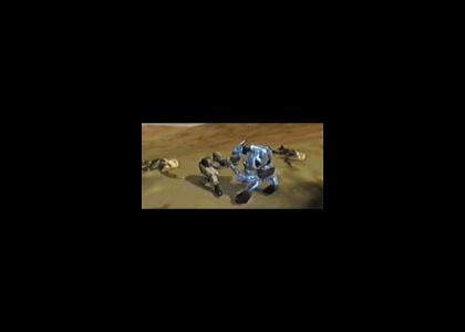 Brokeback Halo