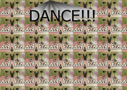 Evangelion Dance