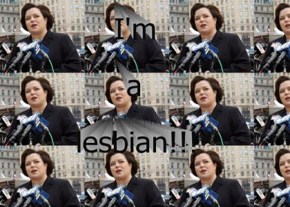 Rosie O'Donnell has something to say