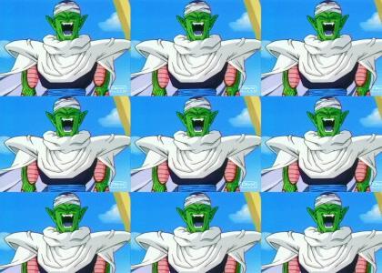 Piccolo: AAAAAAAHHHHHHH!!!