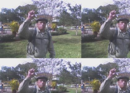 UCF Preacher
