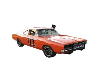 General Lee Batman