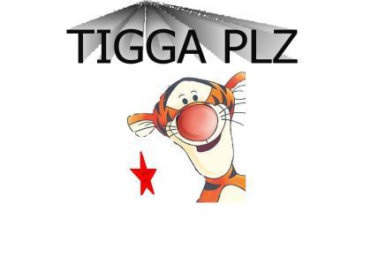 TIGGA PLZ only has one weakness