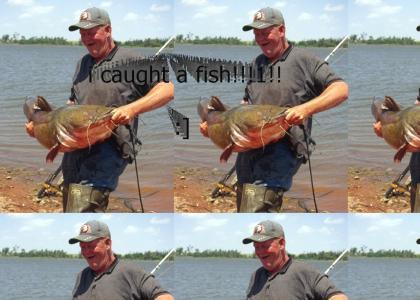 I caught a fish!   :]