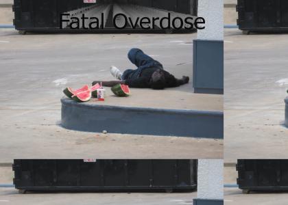 Fatal Watermelon Overdose