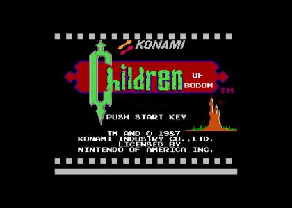 Children Of Bodom for NES