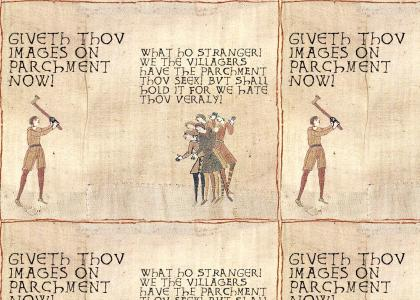 More Medieval Fun