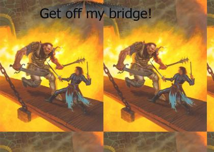 Trouble at Troll Bridge