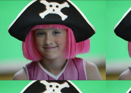 My Opinion of Lazytown Stephanie