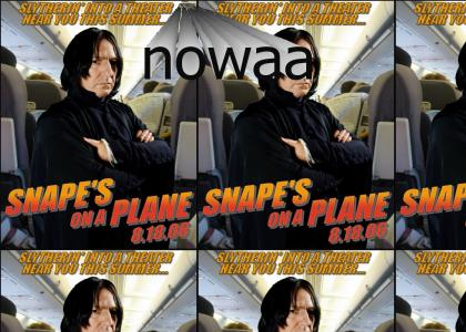 after his great success in harry potter, snape was offered a new role