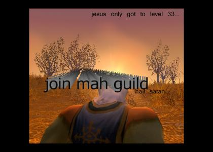 Join mah guild!