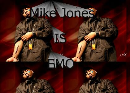 Mike Jones Is Emo