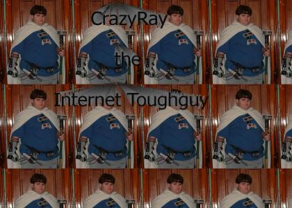 CrazyRay Master of the Internet