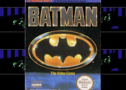 8 Bit Batman
