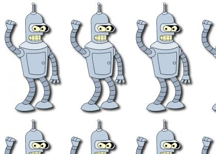 The Many Asses of Bender