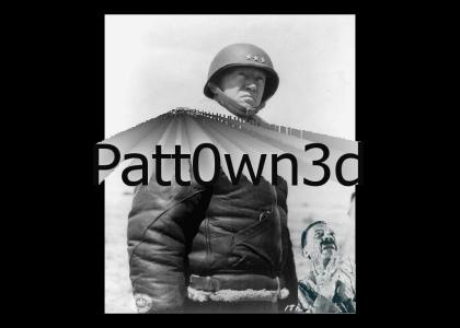 Patton > Nazis