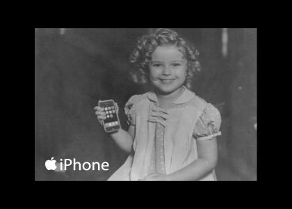 SHIRLEYTMND: iPhone commercial