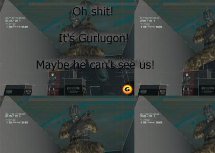 Raiden's toughest challenge.