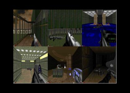 Halo Guns In Doom