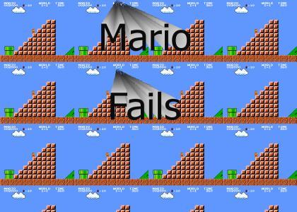 Mario Fails