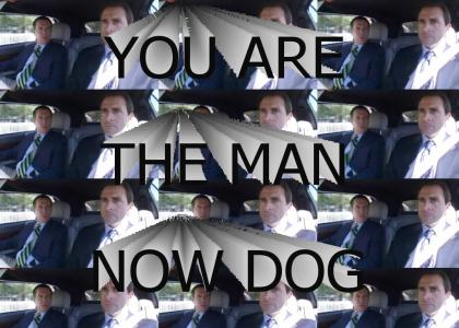 Andy Bernard: You Are The Man Now Dog (The Office)