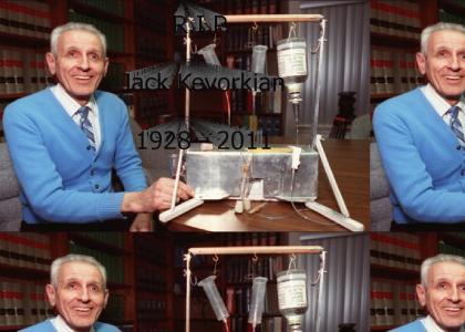 """R.I.P. """"Dr. Death"""" Jack Kevorkian"""